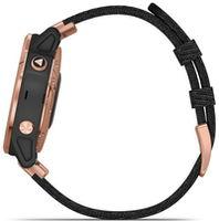 Смарт-часы Garmin fenix 6S Pro Sapphire Editions Rose/Gold (010-02159-37)
