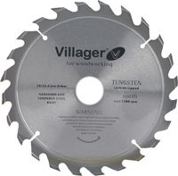 Диск для резки Villager 160X20/16X2.2X30T