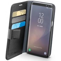 Cellular Book Agenda Case, For Samsung S9+ Black