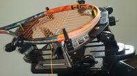 Натяжка струн на ракетки для тенниса, бадминтона, сквоша