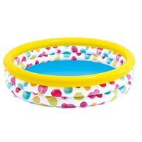 Intex детский надувной бассейн 168 × 40 см