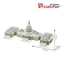 3D PUZZLE Capitol