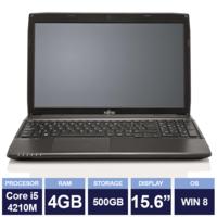 Ноутбук Fujitsu Lifebook A544 Black