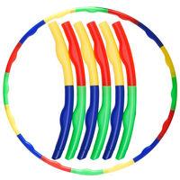 cumpără Cerc hoola hoop d=76 cm, plastic 416265 (3855) în Chișinău