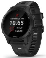 Фитнес-трекер Garmin Forerunner 945 Black watch only