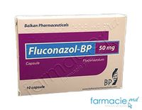 Fluconazol caps. 50mg N10 (Balkan)