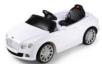 Электромобиль Rastar Ride On Bentley GTC White
