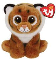 Ty Tiggs Brown Tiger 15cm (TY42105)