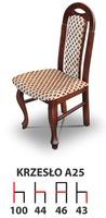 Деревянный стул A25