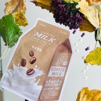 A'pieu Укрепляющая тканевая маска для лица Coffee Milk