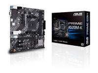 MB AM4 Asus PRIME A520M-K  mATX