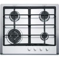Газовая панель Franke Multi Cooking 600 FHM 604 3G TC XT C Inox Microdekor