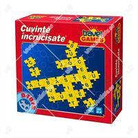 Настольная игра Кроссворд - для путешествий - Travel Edition 50861