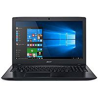 "ACER Aspire E5-576G Obsidian Black (NX.GSBEU.023) 15.6"" FullHD (Intel® Quad Core™ i7-8550U 1.80-4.00GHz (Kaby Lake R), 16Gb DDR4 RAM, 256Gb SSD / 1.0TB HDD, GeForce® MX150 2Gb DDR5, w/o DVD, WiFi-AC/BT, 4cell, 720P HD Webcam, RUS, Linux, 2.2kg)"