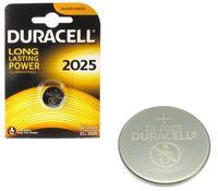 Батарейка Duracell Lithium 2025
