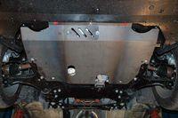 > FORDGalaxy 2006 - ЗАЩИТА КАРТЕРА SHERIFF | Защита двигателя