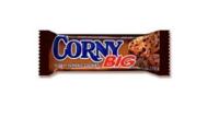 Злаковый батончик Corny Big с шоколадным печеньем, 50 гр