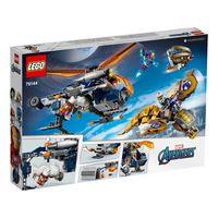 LEGO Avengers HulkHelicopter art. 76144
