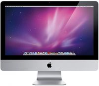 Sistem All in One Apple iMac MK442RU/A Silver