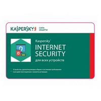 Renewal - Kaspersky Internet Security , Multi-Device - 5 devices, 12 months, Card