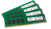 RAM DDR4-2133 4096MB Crucial PC4-17000, CL15 1,2V, CT4G4DFS8213