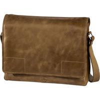 Сумка для ноутбука 10.1 '' Hama Daniele Mailand est. 1923 Leather Bag Tan, Brown