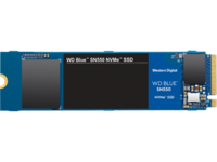 M.2 NVMe SSD    250GB WD  Blue SN550