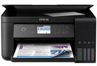 Epson L6160 Copier/Printer/Scanner, A4, Ethernet, Wi-Fi / Wi-Fi Direct, iPrint, 33/15 pg/min, CiSS, print: 5760x1440, scan: 1200x2400, USB2.0