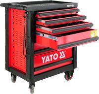 Ящик с инструментом Yato 177 ед. (yt-5530)