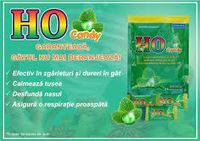 💚 🌿 HO candy леденец N15