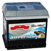 SNAIDER 55 Ah SilverPremium