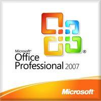 Office Pro 2007, Win32 English CD