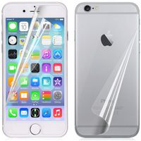 Pelicula de protectie GO COOL iPhone 6 Plus/ 6S Plus Front + Back