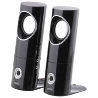 "купить SVEN 245 Black (USB),  2.0 / 2x2W RMS, USB power supply, headphone jack, microphone input, 2.2"" в Кишинёве"
