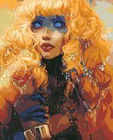 Fata cu părul roșcat