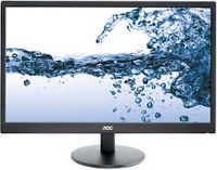 "21.5"" AOC ""e2270Swdn"", Black (1920x1080, 5ms, 200cd, LED20M:1, D-Sub + DVI) (21.5"" TN : LED, 1920x1080 Full-HD, 0.248mm, 5 ms, 200 cd/m², DCR 20 Mln:1 (600:1), 90°/65° @C/R>10, Analog D-Sub, DVI, Headphone out, Built-in PSU, Fixed Stand (Tilt -5/+15°), VESA Mount 100x100, Black)"