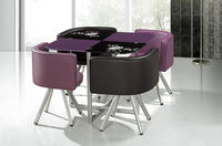 Grace Furniture A-11 Black/Lilac
