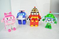Робот-трансформер Robocar Poli