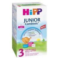 Hipp Combiotic Junior 3 молочная смесь, 12+меc. 500г