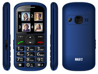 MyPhone Halo 2, Blue