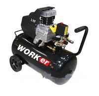 A Compresor WORKer 24 L