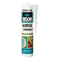 Bison Acrylic белый 300 мл