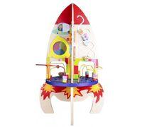 Развивающая игрушка Ракета Classic World 4121