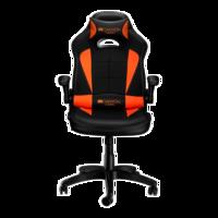 Игровое кресло Canyon Vigil Black/Orange