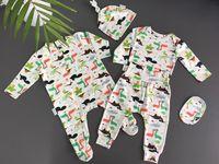 Набор одежды для малыша Mi-e Dor динозавры