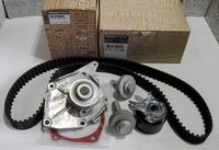 Комплект ГРМ + Помпа RENAULT DACIA 1.5DCI K9K, Renault 7701477028+7701478031 Оригинал!