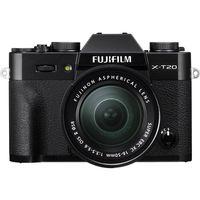 Фотокамера FJIFILM X-T20 Kit XС16-50mm Black