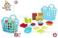 Color Baby 28763 Kорзинa с посудой