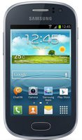 Samsung Galaxy Fame GT-S6810 (Metallic Blue)