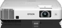 """XGA LCD Projector Epson EB-1860, 4000Lum, 2500:1, XGA (1024x768), 3LCD, 3kg Яркий бизнес-проектор по доступной цене     Технология: LCD: 3 х 0.63"""" P-Si TFT     Контрастность: 2500:1     Яркость: 4000 ANSI lm     Разрешение: XGA (1024х768)     Зум 1,6х (оптический)     Автоматическая коррекция вертикальных трапецеидальных искажений     Коррекция трапецеидальных искажений по горизонтали     Передача изображения, звука и сигналов управления по USB     Встроенный динамик 5 Вт     Вес: 3,3 кг     Для офиса"""